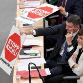 Hätten Sie doch die Entlassung des Innenministers vorgeschlagen