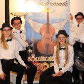 Ausgezeichnete Musikschüler