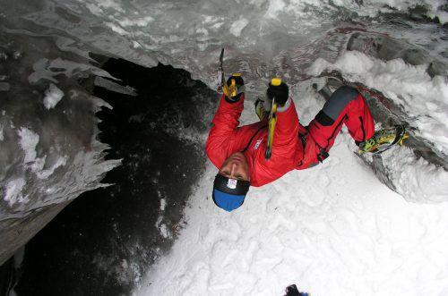 Thomas Bubendorfer hat das Extrembergsteigen mit seinen seilfreien Alleingängen in den höchsten und schwierigsten Wänden der Alpen revolutioniert. bubendorfer