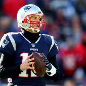 Brady und Co. ließen Chargers keine Chance