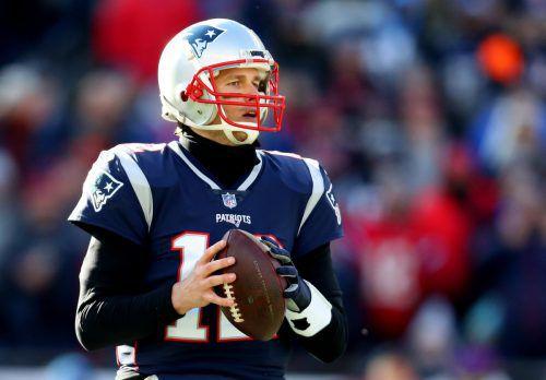 Tom Brady fehlt noch ein Sieg zur erneuten Superbowl-Teilnahme.APA