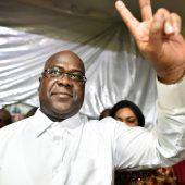 Angespannte Lage vor umstrittenem Machtwechsel im Kongo
