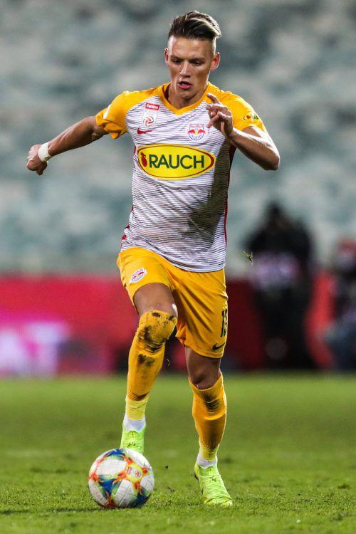 U-21-Teamspieler Hannes Wolf wechselt im Bullenstall von Salzburg nach Leipzig.gepa