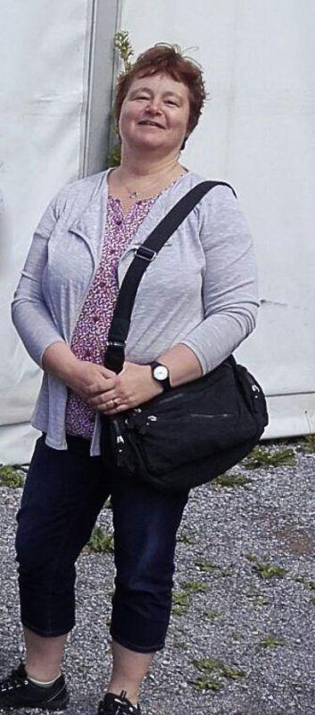 Ulrike Schwarzmann wurde von ihren Angehörigen als abgängig gemeldet.