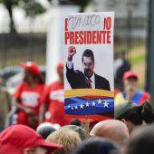 Europäer stellen Maduro vor die Wahl