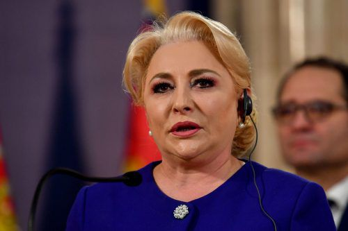 Viorica Dancila will Rumänien bei EU-Gipfeln selber vertreten.Ap
