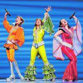 VIP-Karten für den Musical-Hit Mamma Mia gewinnen