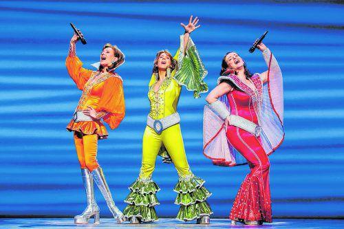 Vom 6. bis 17. Februar 2019 gastiert das Erfolgsmusical mit den größten Hits von ABBA im Festspielhaus Bregenz.veranstalter