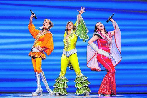 Vom 6. bis 17. Februar 2019 gastiert das Musical mit den Hits von ABBA im Festspielhaus Bregenz. morris mac matzen