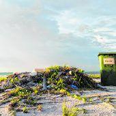 Reisen und auf die Umwelt achten
