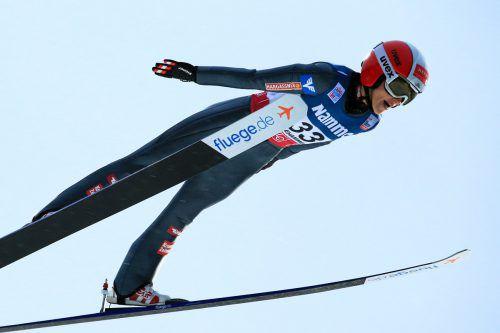 Zum bereits vierten Mal in dieser Saison musste sich Eva Pinkelnig mit Rang vier begnügen.