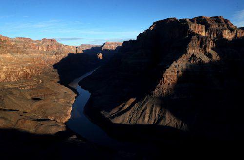1919 wurde der Grand Canyon zum Nationalpark ernannt. AFP