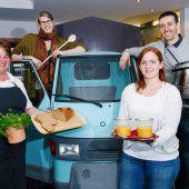Neue Suppenbar in Bludenz