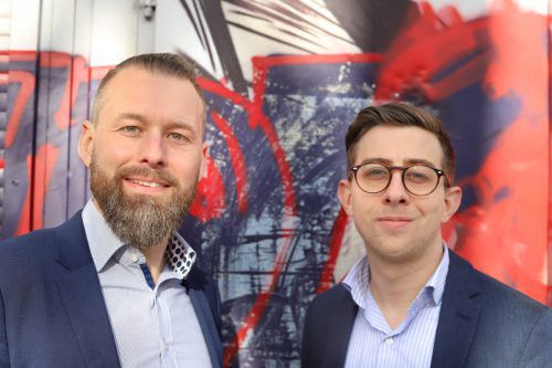 """Alexander und Dominik Meyer gehen bei der """"Wachstumshilfe"""" für ihre Kunden neue Wege. Fa"""