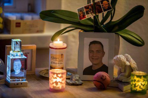 Michael Perauer wurde vor einem Jahr in Innsbruck ermordet. VN/Paulitsch