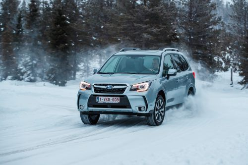 Allradkompetenz seit Generationen: Subaru hat sich als trittfeste Alternative einen Namen in der Nische gemacht.werk