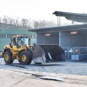 Fünf Gemeinden: Abfall nach Lustenau