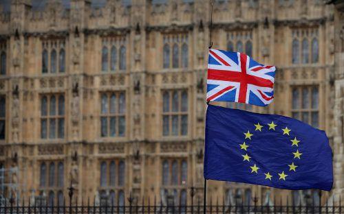 Am 29. März will London der EU den Rücken kehren. So wie es derzeit aussieht, ist ein Chaos-Brexit durchaus möglich.AFP