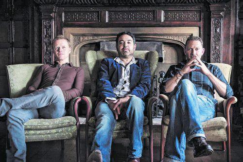 """Am Donnerstag, 7. März 2019, 20 Uhr, gastiert die englische Folkband Faustus im Rahmen von """"Sounding Islands"""" im Löwensaal in Hohenems.lukepajak"""