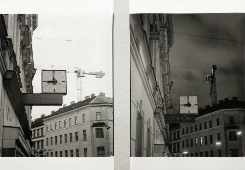 Andreas Duscha zählt sicher zu jenen Künstlern, denen es gelingt, komplexe Systeme aufzubrechen.