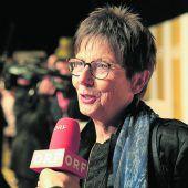 Moser-Pröll konterte offenenBrief von Schwarzer