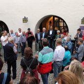 Kleinwalsertal in Feldkirch zu Gast