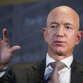 Bruder der Bezos-Geliebten soll undichte Stelle sein