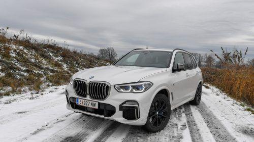 Beim BMW X5 bleiben keine Wünsche offen. Ein Auto, das alle Stücke spielt und nun sogar mit Offroadfähigkeiten punktet. vn/Lerch