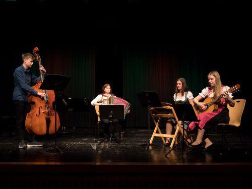 Beim Förderpreis der Rheintalischen Musikschule spielten 63 Teilnehmer vor. gemeinde