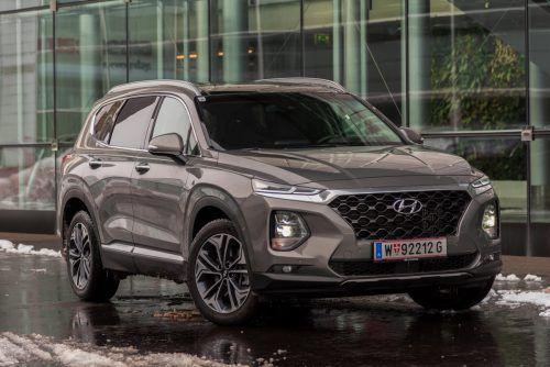 Beim Hyundai Santa Fe haben die Ingenieure wichtige Schritte hinsichtlich Komfortgedanken gesetzt.VN/Stiplovsek