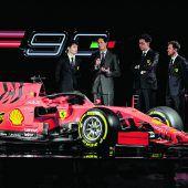 Ferrari träumt vom Titel