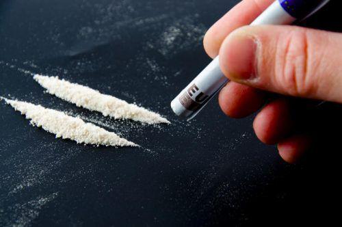 Das geschmuggelte Kokain hatte einen Reinheitsgrad von 84 Prozent. vn