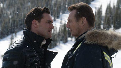 """Das Leben von """"Schindlers Liste""""-Star Liam Neeson (r.) gerät in """"Hard Powder"""" ganz plötzlich aus den Fugen. impulse Pictures"""