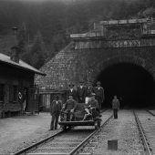 Der Arlbergtunnel