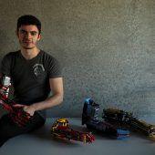 Armprothesen aus Lego