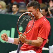 Novak lässt Österreich weiter hoffen