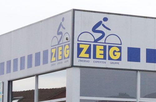 Der Fahrradgroßhändler wurde mit einer empfindlichen Strafe belegt. zeg
