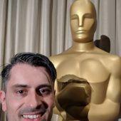 Bernd Bickel nahm Oscar entgegen