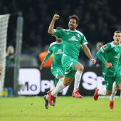 Claudio Pizarro kürt sich zum Rekord-Stürmer