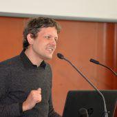 Jugend war Thema beim KMU-Treff im Dornbirner Rathaus