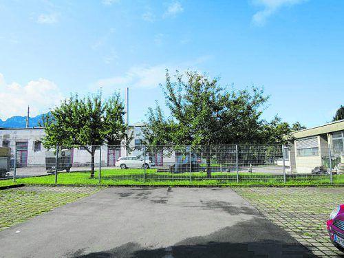 Der Schlachthof steht auf einem 11.000 Quadratmeter großen Areal, das dem Bahnhofsquartier zugerechnet wird. RHA