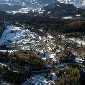 Ausbaupläne für Steinbruch Fritztobel