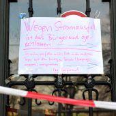 Blackout in Berlin: Tausende warten auf Strom