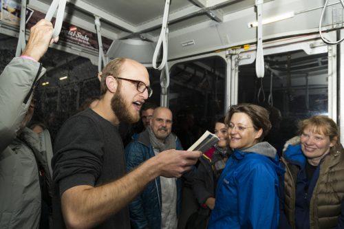 Der Westallgäuer Kabarettist Alex Burkhard kennt unzählige Nuancen der Sprache.justina wilhelm