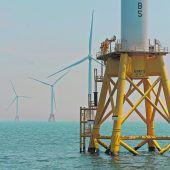 Mehr Strom aus Nordsee-Windkraft