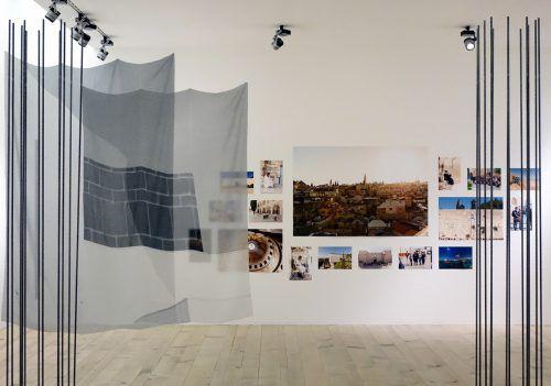 Die Bartle-Berchtold-Fink-Ausstellung wird heute in Schwarzenberg eröffnet. SAGMEISTER