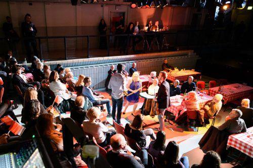 Das Ensemble Crosswind gewann den Hugo-Wettbewerb. rhomberg