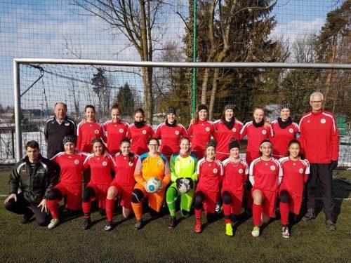 Die Damen des FC Dornbirn besiegten die U17 aus St. Gallen souverän mit 3:0 vor heimischer Kulisse. mima