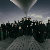 Ein Orchester von Weltrang