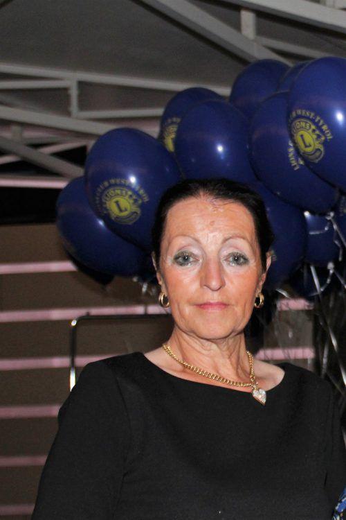 Die ehemalige Chefin des Löwen-Hotels engagiert sich seit 25 Jahren für die Lions.